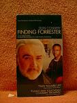 Finding Forrester Vhs Tape