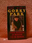 Gorky Park Vhs Tape