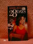 28 Days Vhs Tape