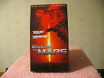 Mission To Mars Video Tape