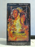 Cutthroat Island Vhs Tape