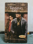 Training Day Vhs Tape