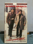 Donnie Brasco Vhs Tape
