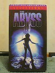The Abyss Vhs Tape