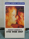 Eyes Wide Shut Vhs Tape