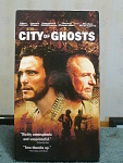 City Of Ghosts Vhs Tape