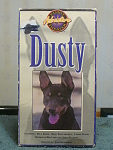 Dusty Vhs Tape