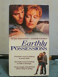 Earthly Possessions Vhs Tape