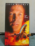 Nowhere To Land Vhs Tape