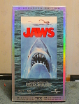 Jaws Vhs Tape