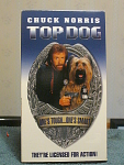 Top Dog Vhs Tape