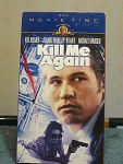 Kill Me Again Vhs Tape