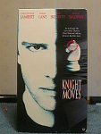 Knight Moves Vhs Tape