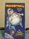 Rocketman Vhs Tape