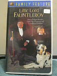 Little Lord Fauntleroy Vhs Tape