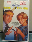 Man Of The House Vhs Tape