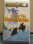 Across The Great Divide Vhs Tape