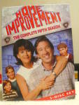 Home Improvement, Complete Season 5 Dvd Box Set