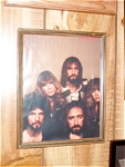 Fleetwood Mack Rock N Roll 1970s Picture And Frame