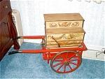 Hurdy Gurdy Faventia Cylindrical Music Box