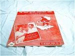 1952 The Night Before Christmas Sheet Music