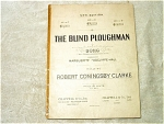 The Blind Ploughman