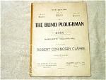 The Blind Ploughman