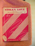 Stolen Love By Anna Marie Sickle And Marlene Feinstein