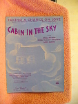 Taking A Chance On Love From Cabin In The Sky From 1940