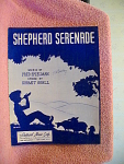 Shepherd Serenade From 1941