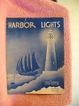 Harbor Lights From 1937