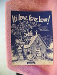 Its Love, Love, Love From 1943