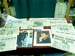 11 President John F. Kennedy Articles, 1963