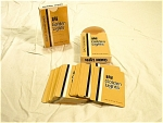 2 Decks Of Golden Lights Playing Cards