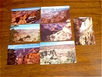 7 Postcards Of The Grand Canyon National Park