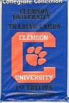 Clemson Tigers All Time Greats, First Edition Full Pack