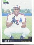 1991 Jamestown Expos Baseball Team Full Set, Mip