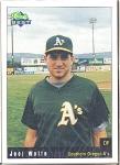 1991 Southern Oregon Athletics Baseball Team Full Set,