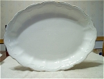 Large Serving Platter By Florence