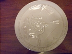 1972 Seeking The Christ Child Christmas Plate By Franko