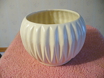Mccoy Ribbed Sphere Planter