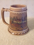 Steam Coach By Gurney, 1827 Stein By Mccoy