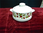 Sheffield Stoneware 2 Qt. Covered Casserole