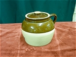 Stone Ware Boston Bean Pot