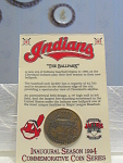 1994 Cleveland Indians Jacobs Field Commemorative Coin