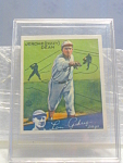 Big League Gum Dizzy Dean Baseball Card No. 6