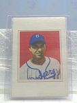 1949 Brooklyn Dodgers Gil Hodges Bowman