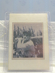 1948 New York Yankees Yogi Berra Bowman Baseball