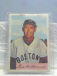 1954 Boston Red Sox Ted Williams Bowman