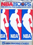 1990 Nba Hoops Basketball Series 1 Full Pack